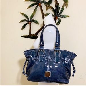 Dooney & Bourke Chiara patent leather Shoulder bag
